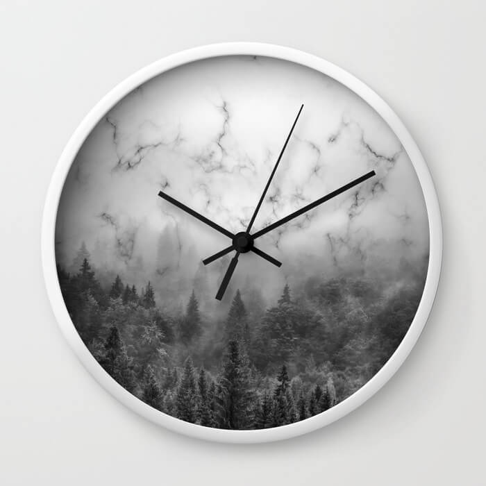 marble-woods-wall-clocks